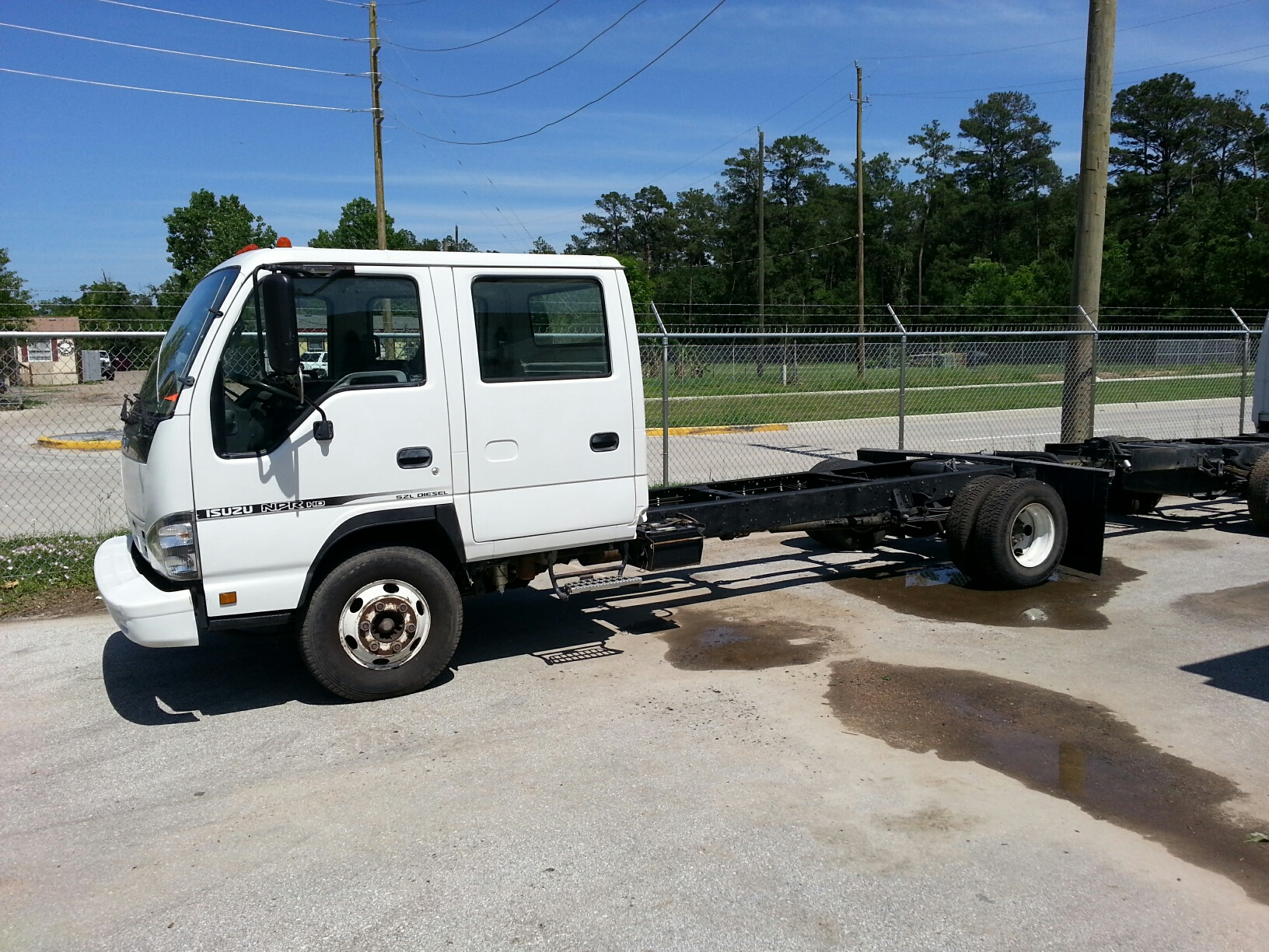 Isuzu Npr For Sale Craigslist >> Texas Truck Fleet Used Fleet Truck Sales Medium Duty Trucks